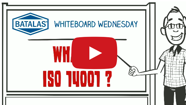 What is ISO 14001?