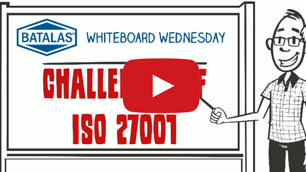 Challenges of ISO 27001?