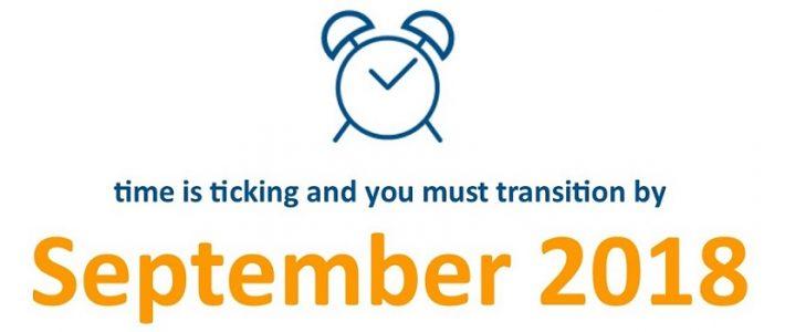 transition deadline